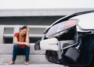 交通事故,後遺障害